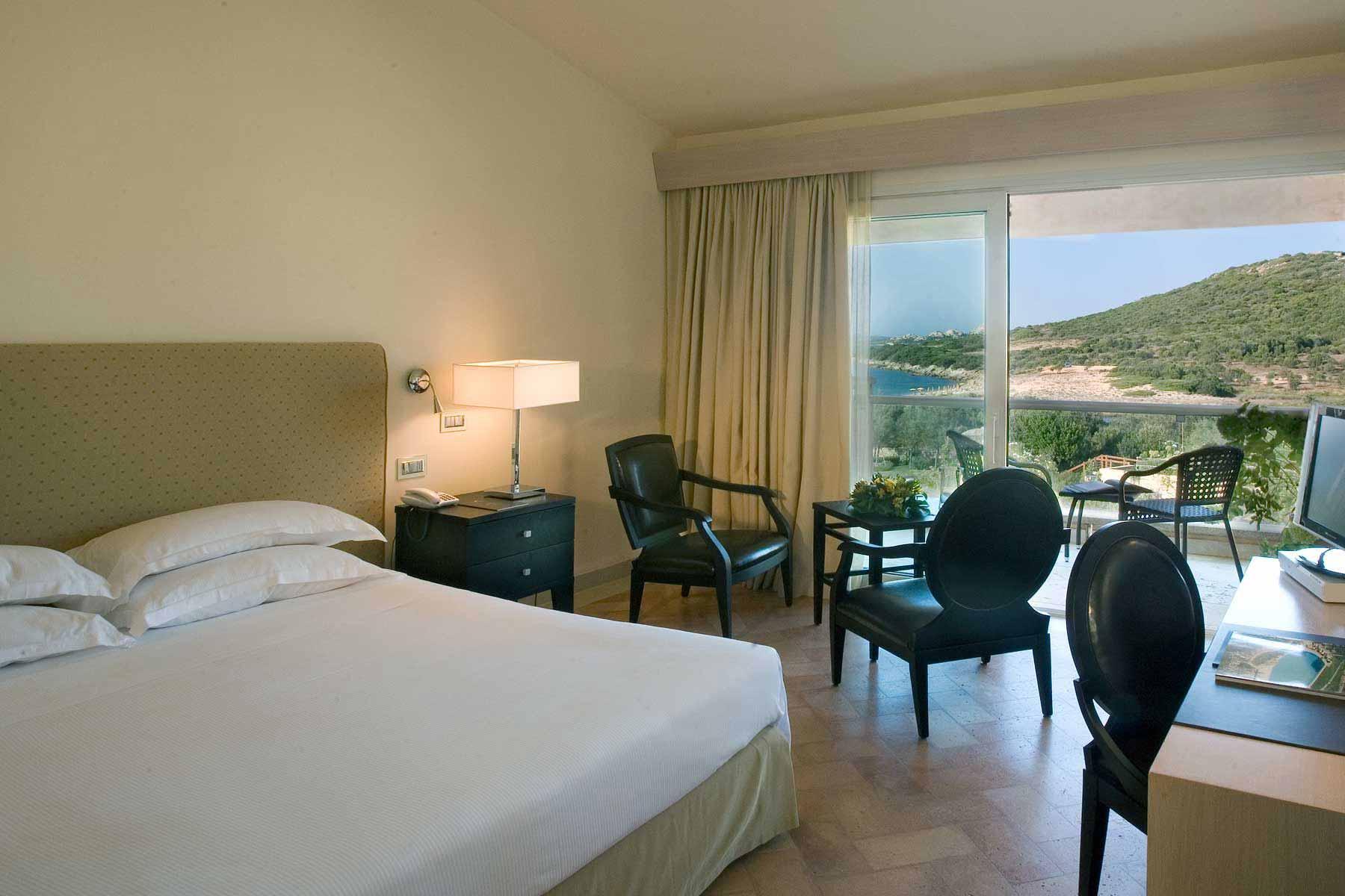 Superior room at L'Ea Bianca Luxury Resort