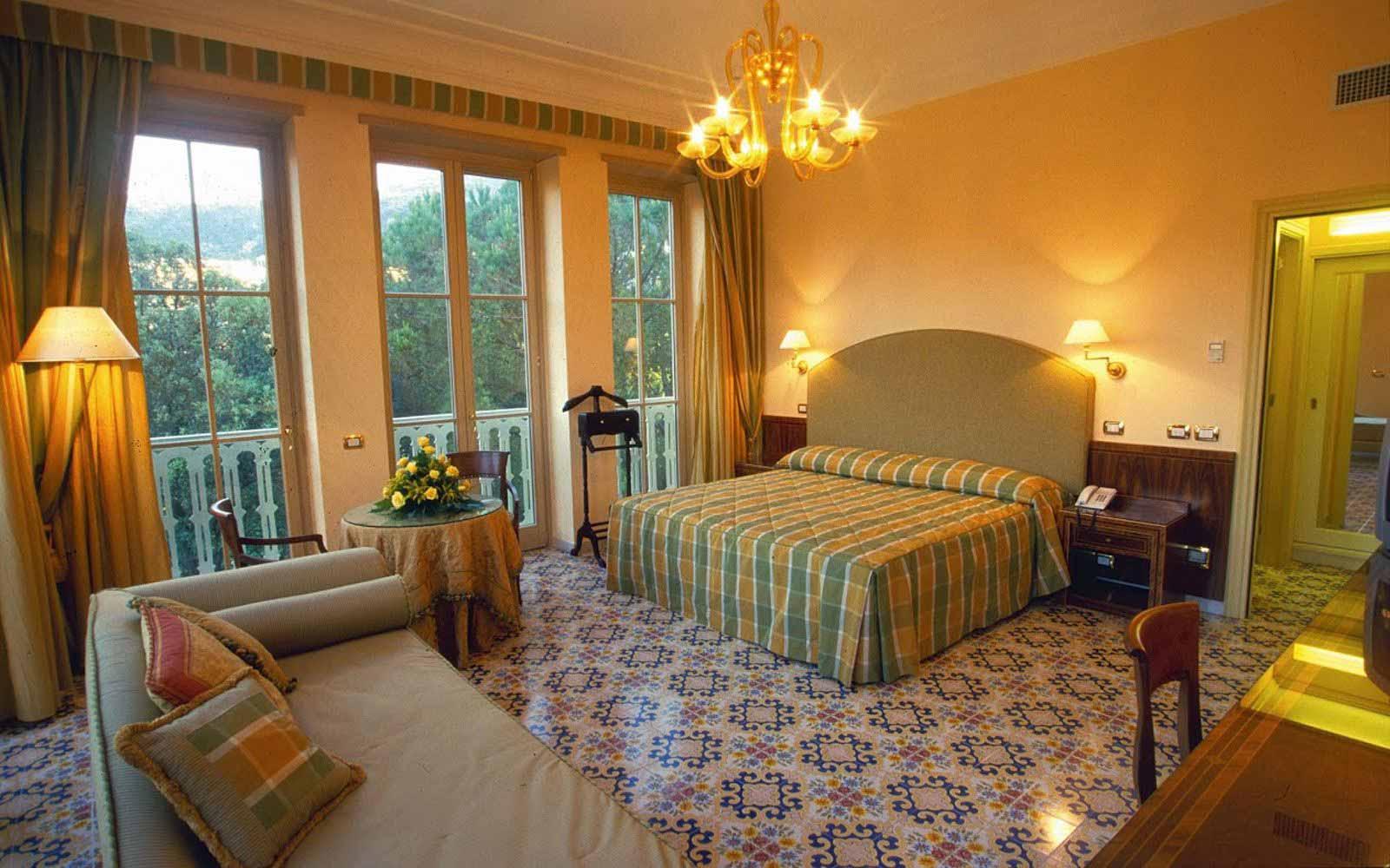 Junior suite at Hotel Antiche Mura