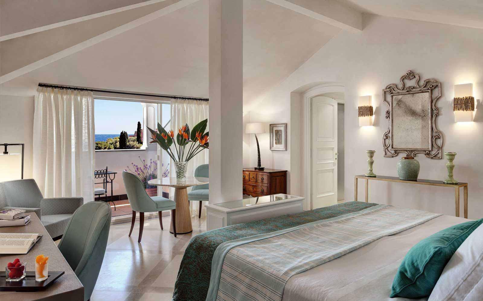 Exclusive Suite at Belmond Hotel Splendido & Splendido Mare