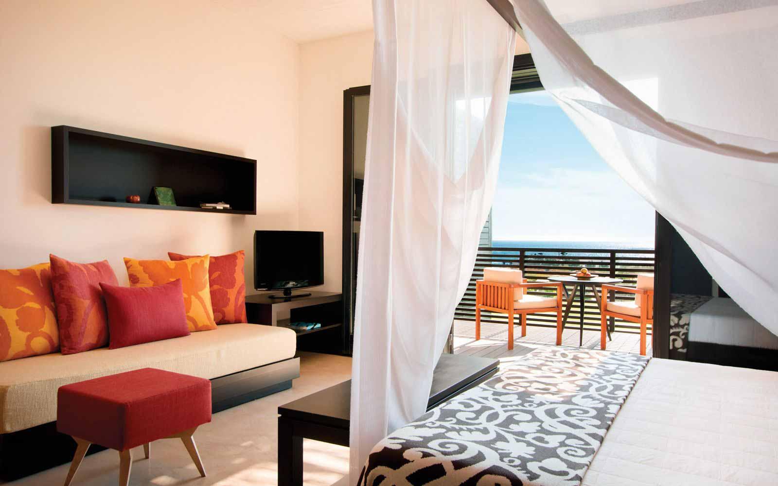 Verdura Resort Deluxe room