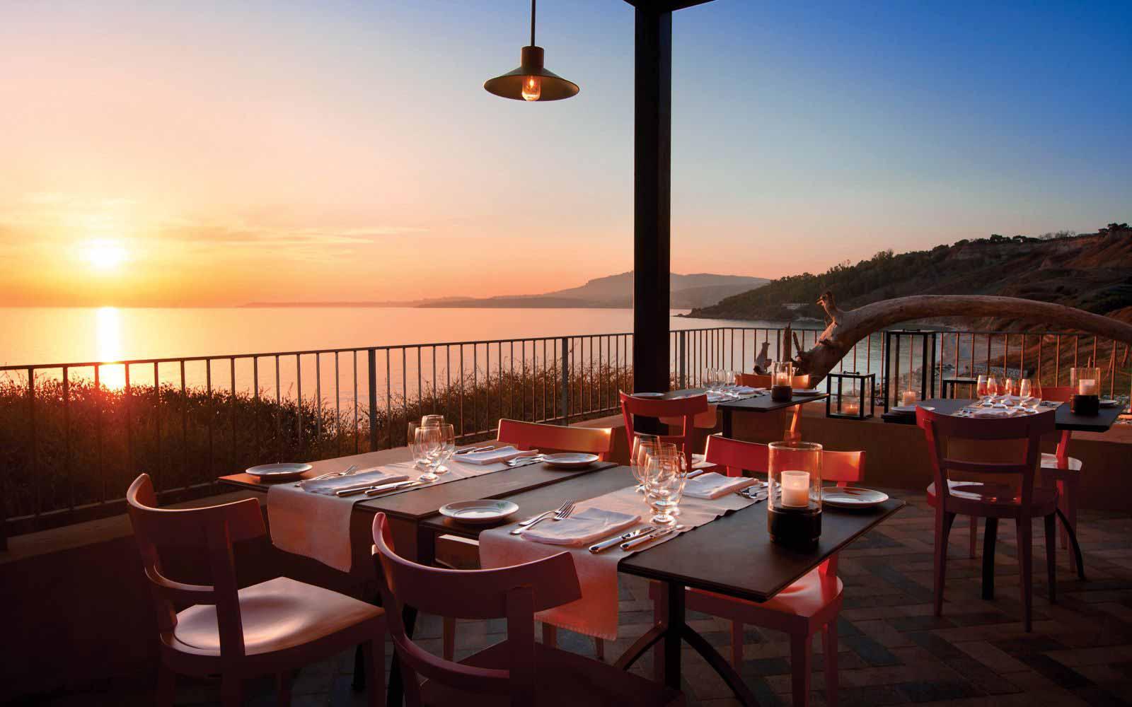 Verdura Resort Liolà Restaurant