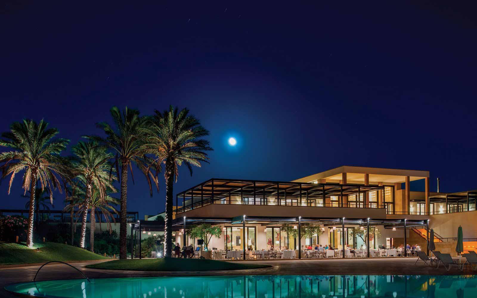 Verdura Resort Zagara Restaurant