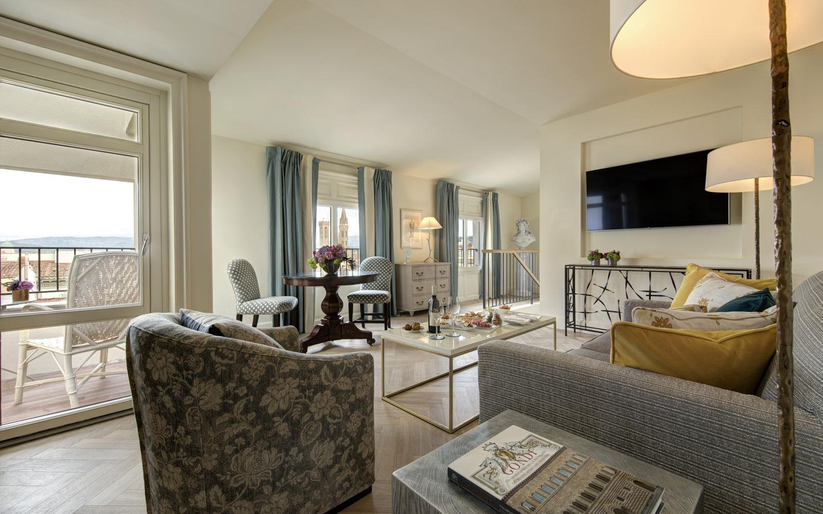 Hotel Savoy  Panoramic Suite