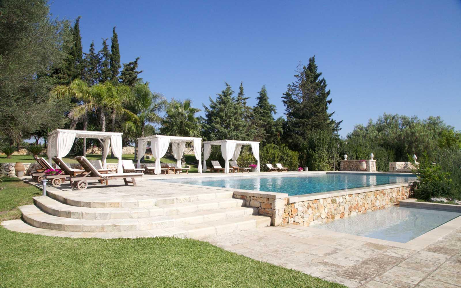 Pool Area at Naturalis Bio Resort & Spa
