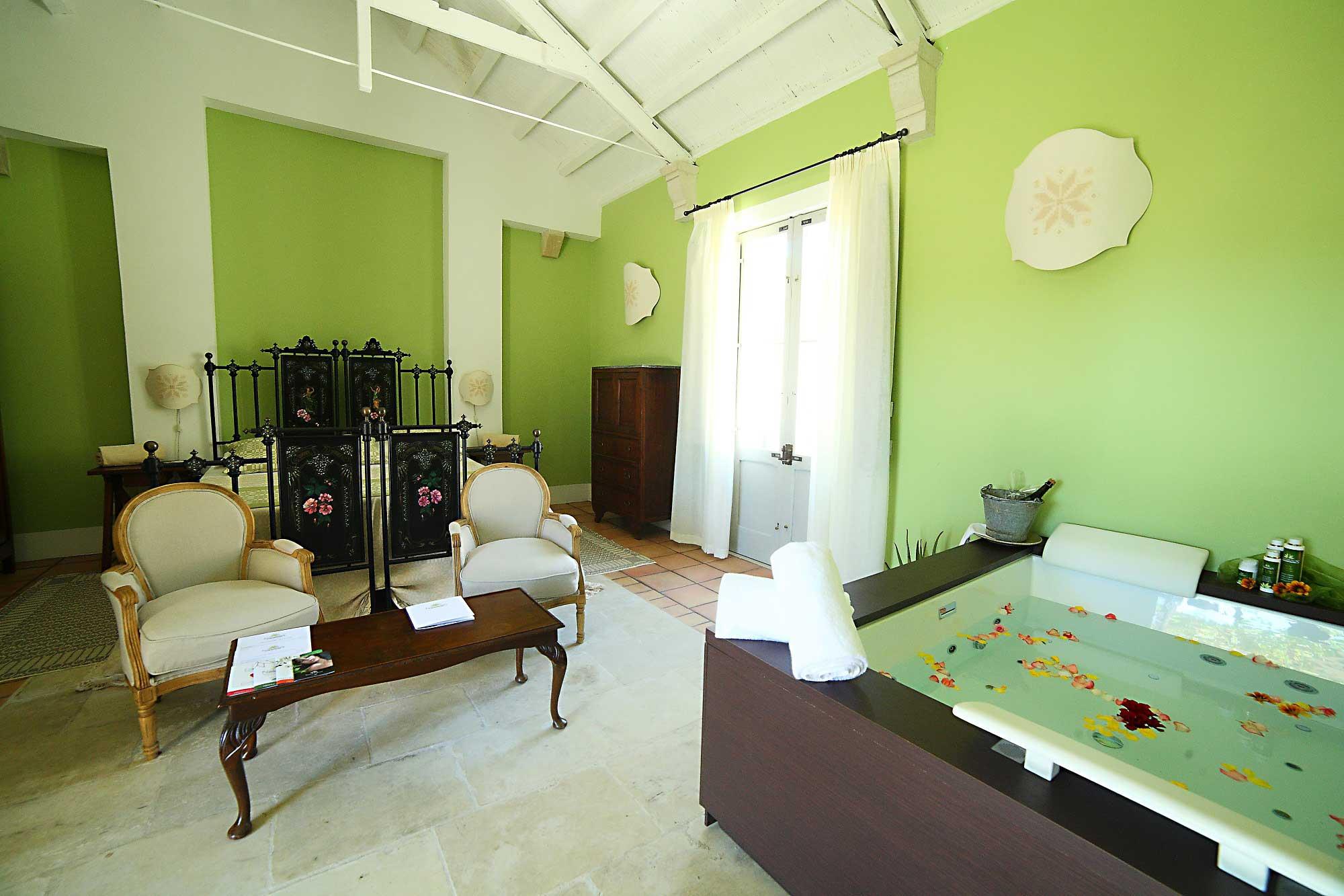 Superior Suite- Aloe at Naturalis Bio Resort & Spa