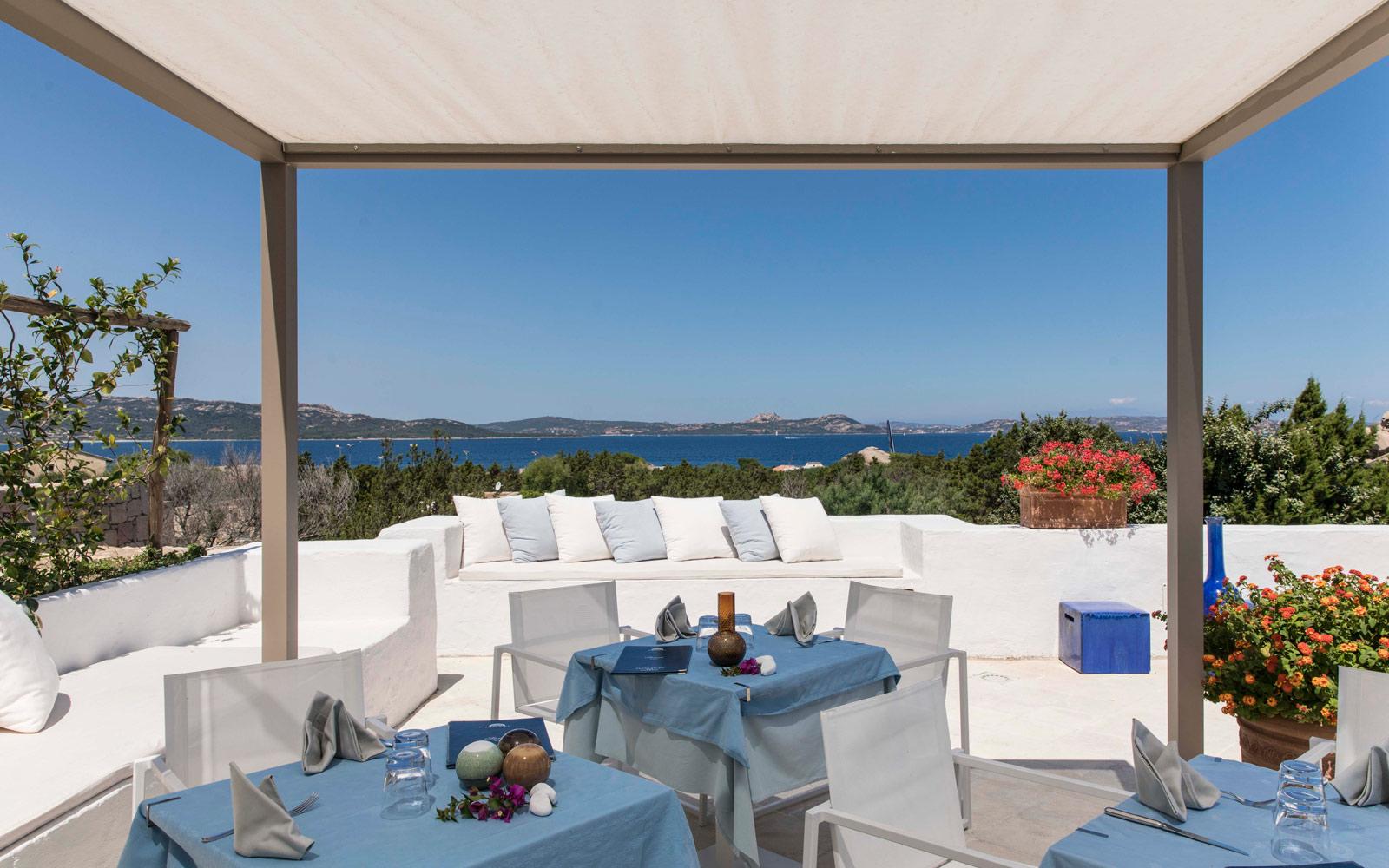 Restaurant - Terrace View