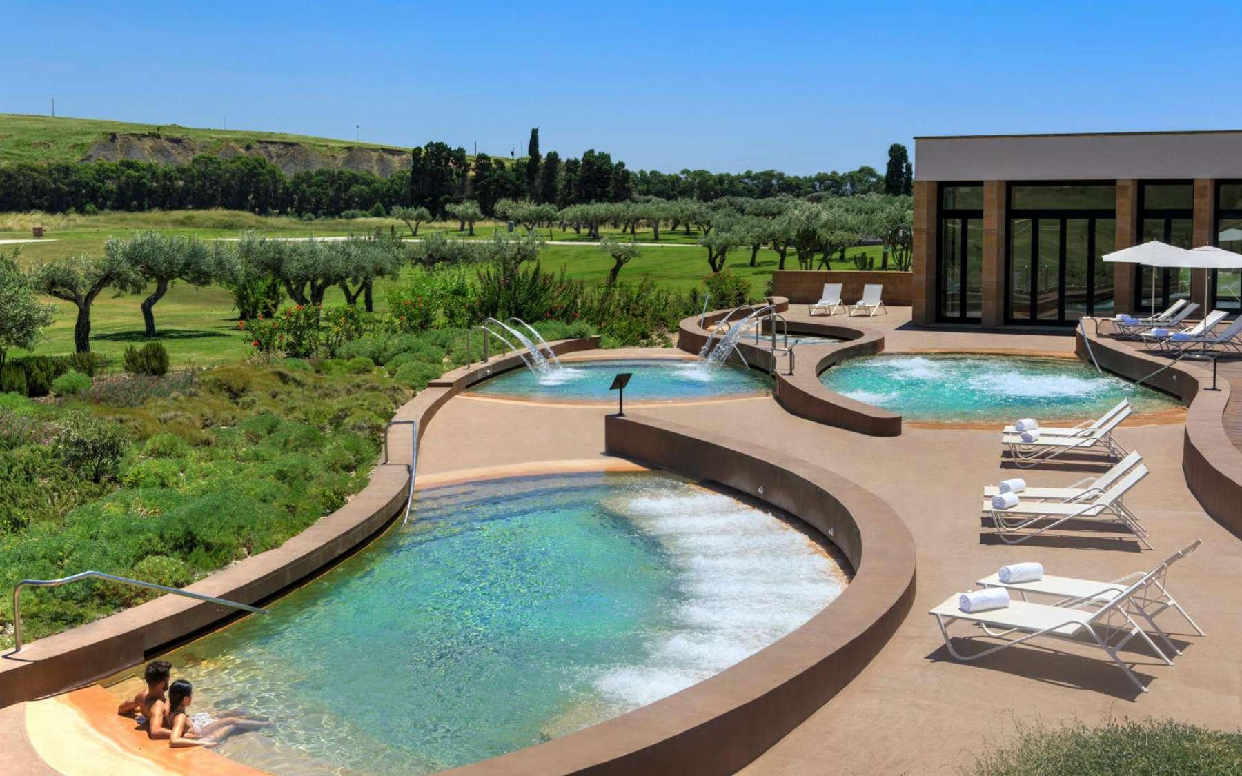 Verdura Thalasso Pools